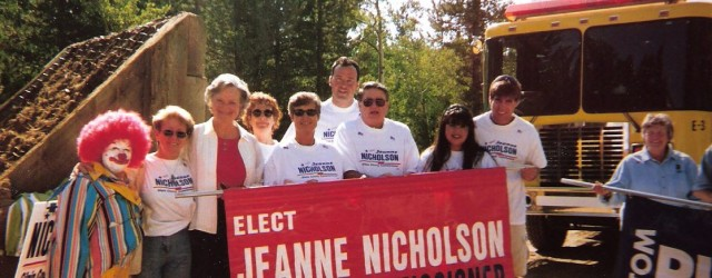 Thank you for volunteering! Nicholson Campaign Manager: Shane Nicholson Nicholson Campaign Volunteer Coordinator: Shane Nicholson If you wish to volunteer please fill out...